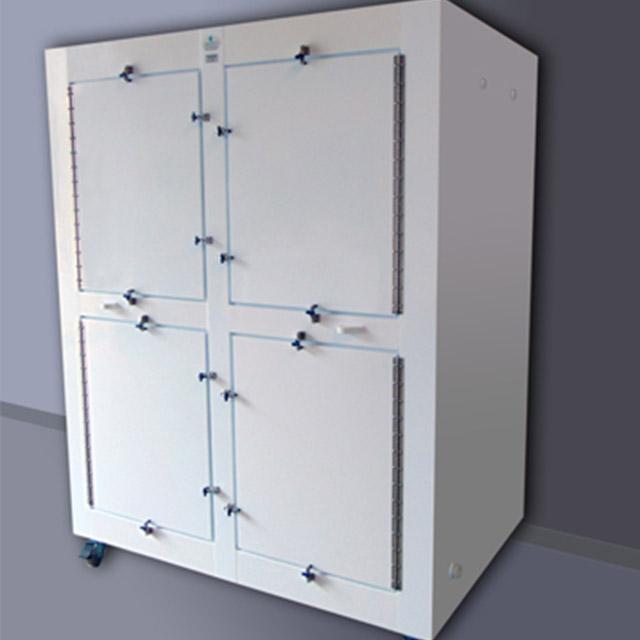 Decon Chamber Cart